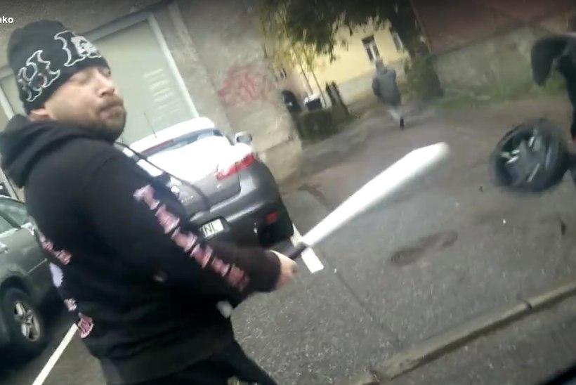 VIDEO   Kurikaga küljepeegli purustanud mees: iga mees oleks umbes sama teinud