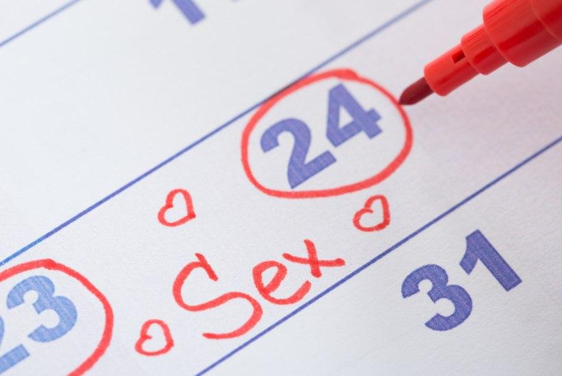 Kui tihti võiks mees ja naine seksida?
