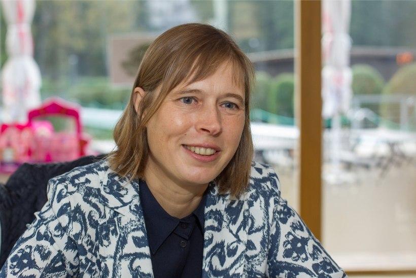 KAS TAHAD TEADA: kuidas sai Kersti Kaljulaid oma nime?