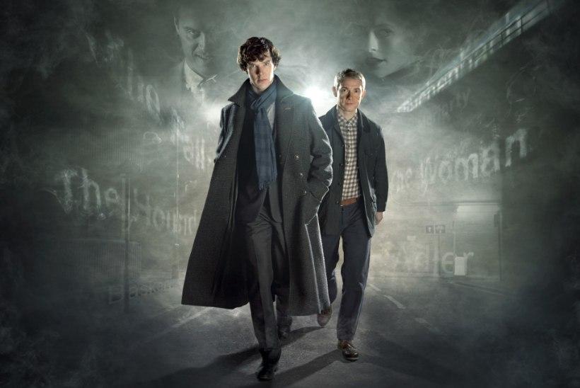 """Kas """"Sherlocki"""" uus hooaeg jääb viimaseks?"""