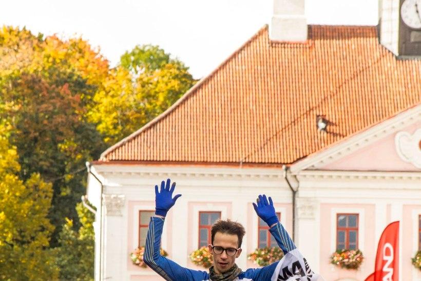 5. Tartu Linnamaratoni võitis võimsa rajarekordiga Raivo Alla