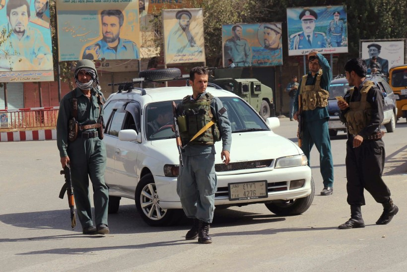 Taliban ründas Afganistanis Kunduzi linna