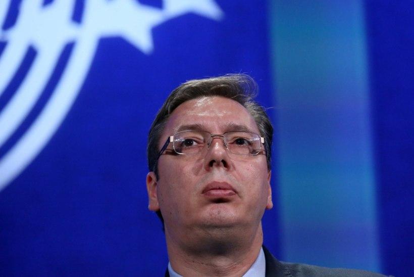 Serbias viidi peaminister peitu