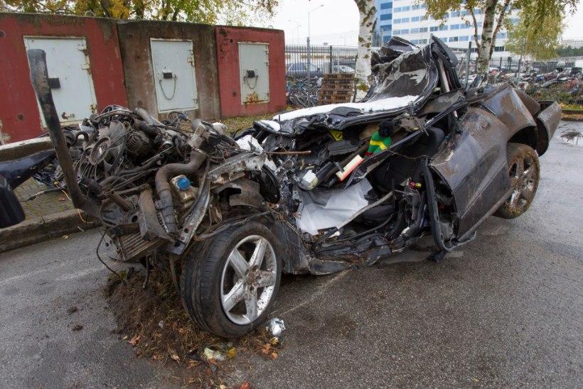 Kuidas eksperdid arvutavad välja liiklusõnnetuse kiiruse?