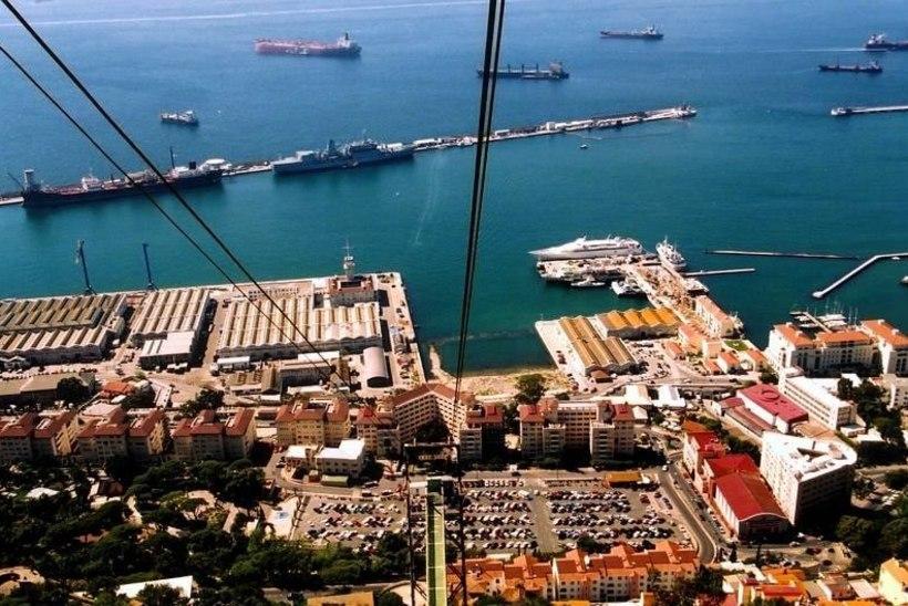 Vene allveelaevad jõudsid Vahemerre