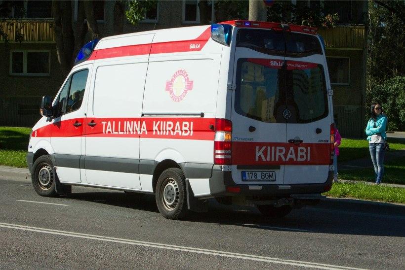 Krimiülevaade esmaspäeval: Pirital hukkus tulekahjus naine