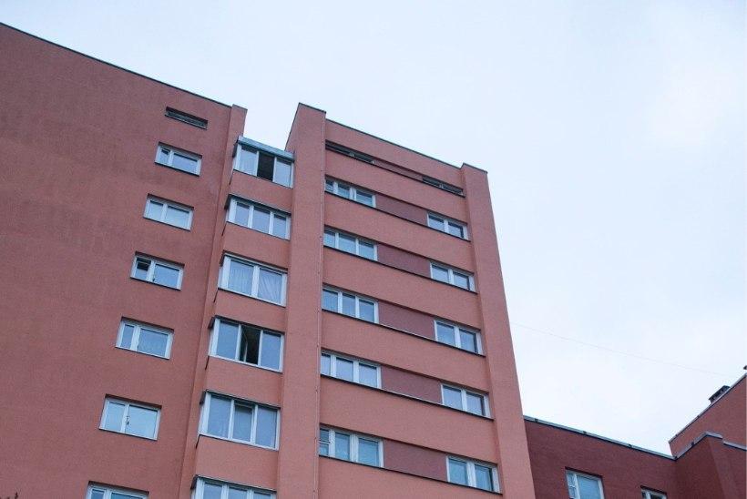 FOTOD | Mööduja andis emale teada, et ta kaheaastane laps on aknast alla kukkunud