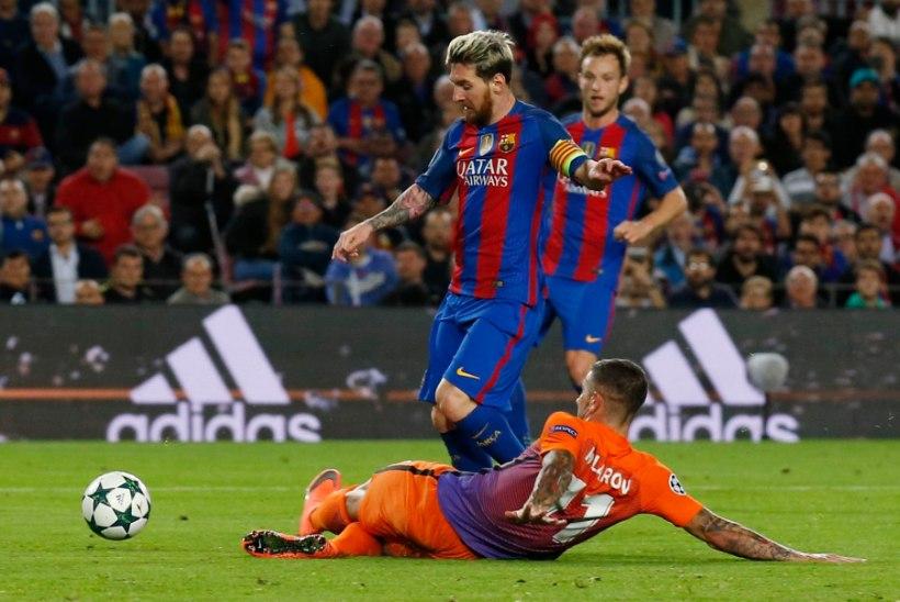 Kas Manchester City lükkab Barcelona alagrupivõitu Meistrite liigas edasi?