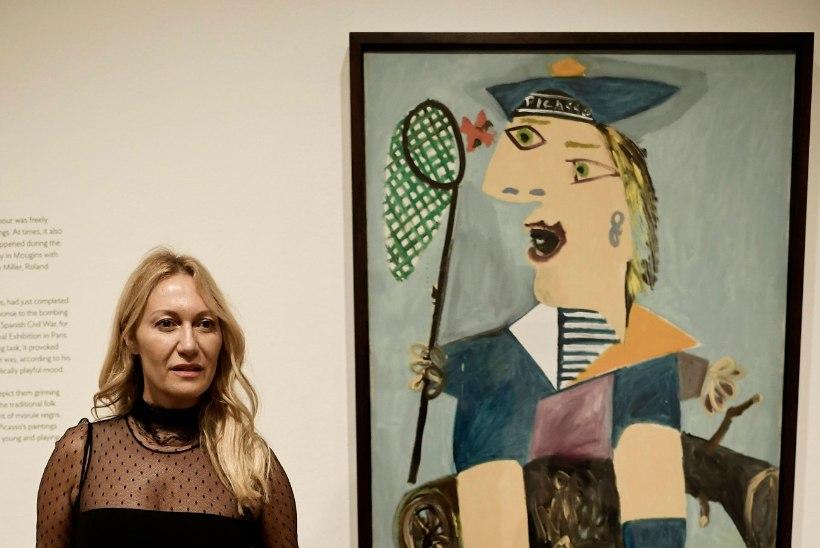 Saladus tuli ilmsiks: kuulus Picasso maalis tütre roojaga!