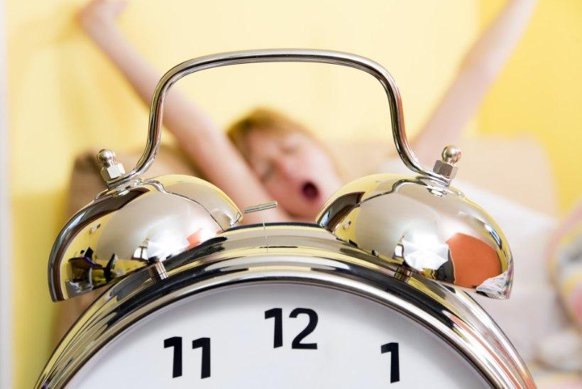Unearst: uue ärkamisajaga kohanemiseks võib minna neli-viis päeva