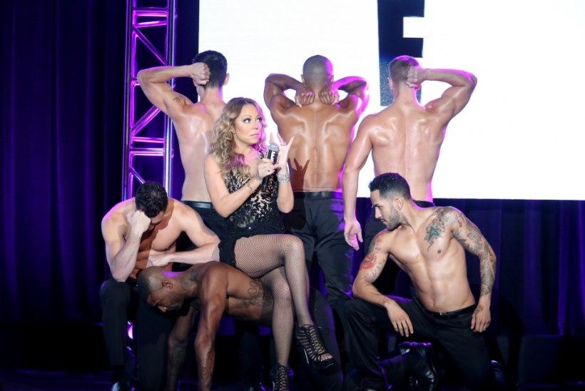 Mariah Carey keeldus oma peigmehega seksimast?