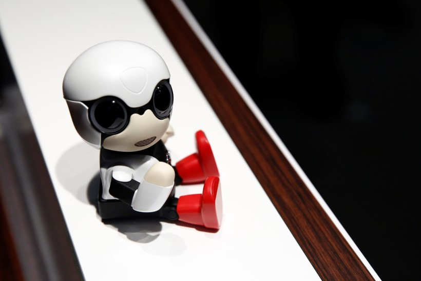 VIDEO   Toyota pakub lastetutele paaridele robotibeebit