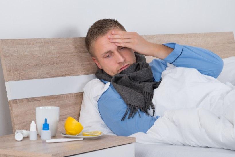 Mida soovitab viirushaiguse ilmnedes teha arst?