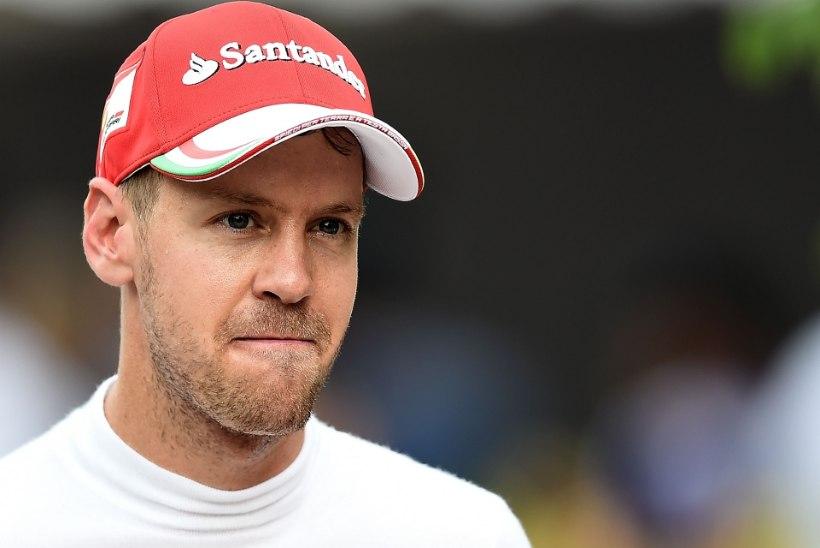 Itaalia meedia kritiseeris Sebastian Vettelit: kas sakslane on kaotanud talendi ja kiiruse?