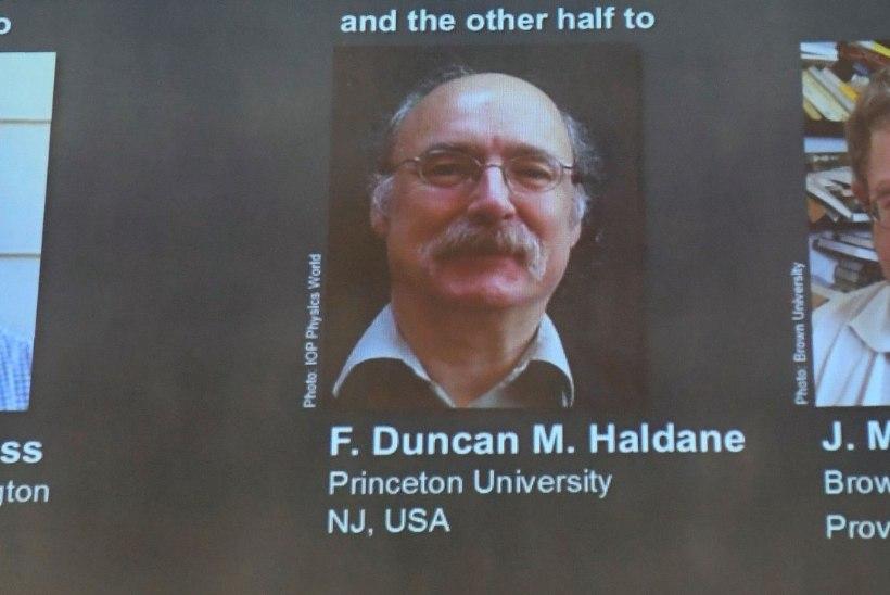 Nobeli füüsikaauhind Briti teadlastele