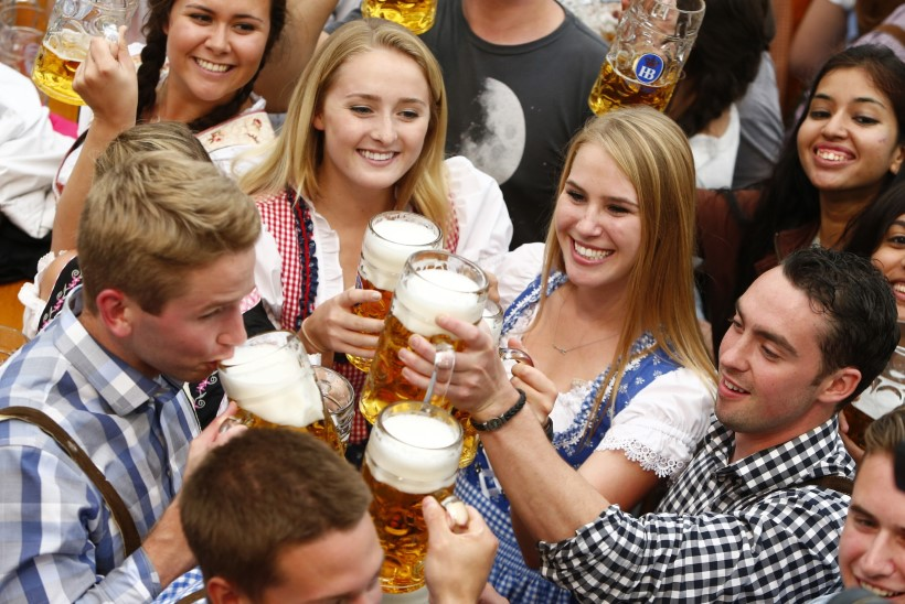 Oktoberfest kuivab kokku
