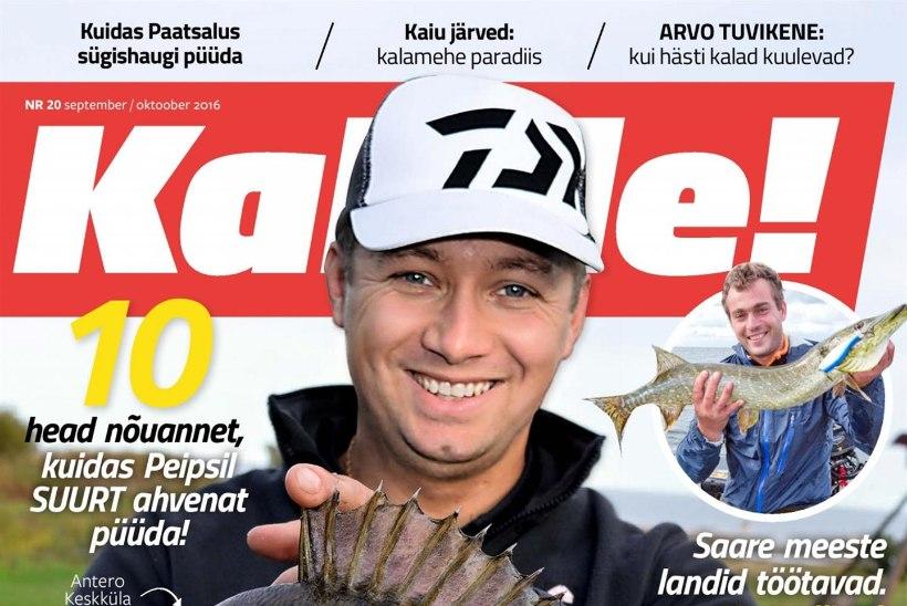 Ainult 24 tundi: ajakiri Kalale! 2 numbrit 2 euro eest