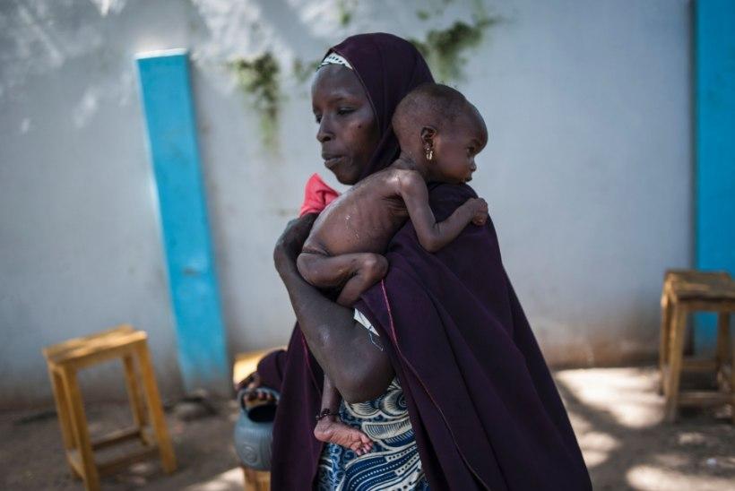 385 miljonit last elab äärmises vaesuses