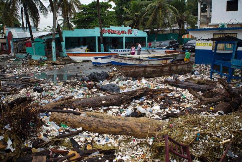 VIDEO | Vaata, mida tegi tornaado Dominikaani vabariigis