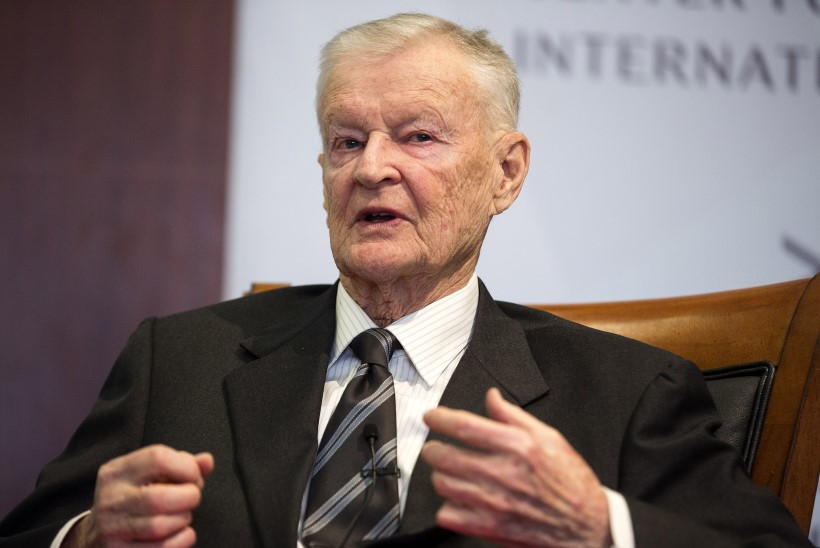 Brzezinski: Obama peaks Moskvat hoiatama