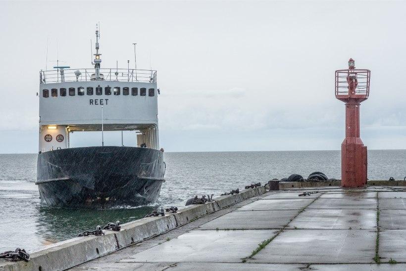Laevaliiklus Hiiumaa liinil on osaliselt taastatud