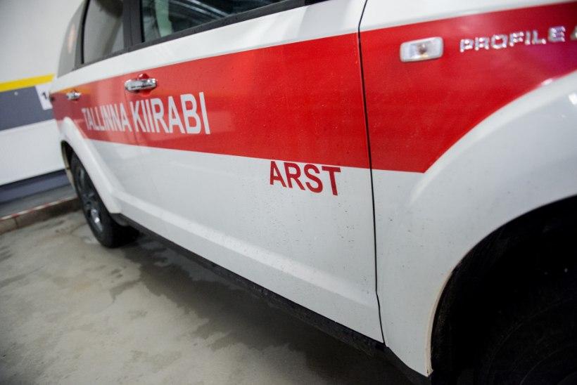 Kiirabi päästis neli alajahtunut, kellest üks oli 90aastane hooldamata vanur