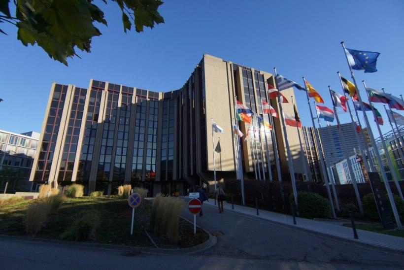 GALERII | Kersti Kaljulaid jõudis Luxembourgi kontrollikojaga hüvasti jätma