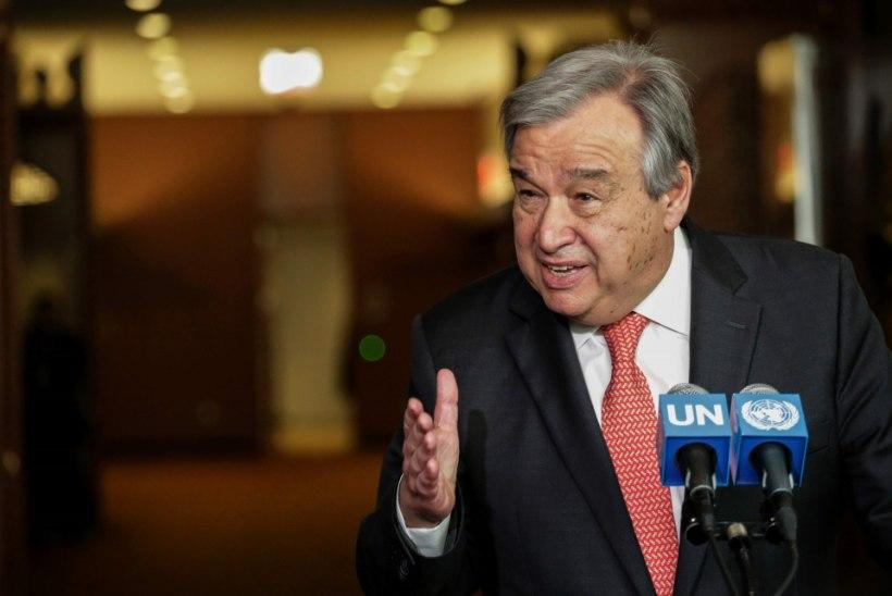 ÜRO uueks peasekretäriks saab tõenäoliselt Antonio Guterres