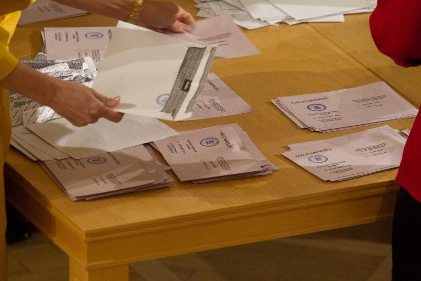 Presidendi valimine valimiskogus maksis 13 000 eurot