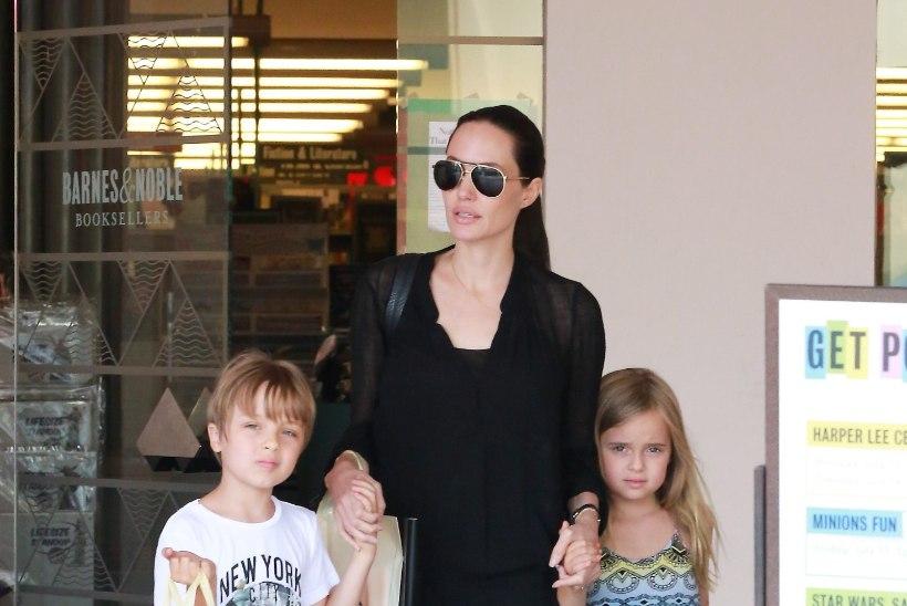 Jolie ja Pitti lapsed vajavad psühhoteraapiat