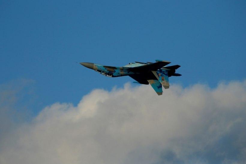 Kaks Vene hävituslennukit rikkusid Soome õhupiiri