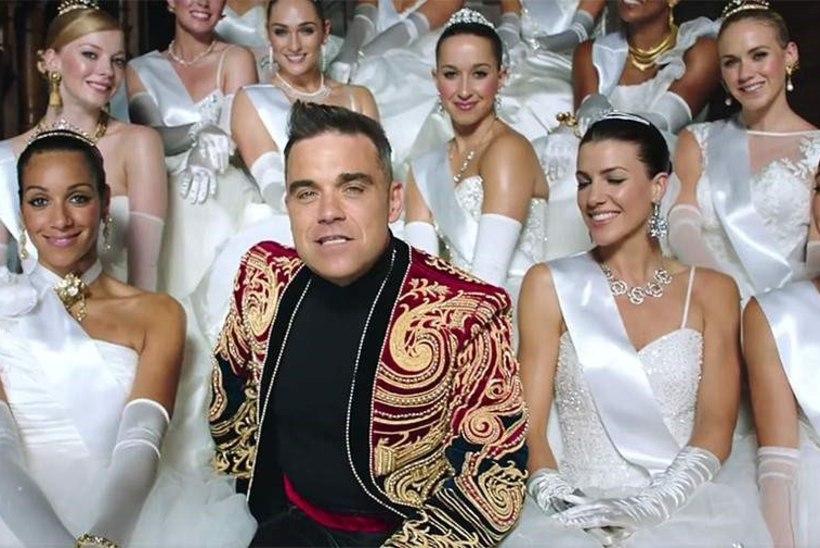 Robbie Williamsi video vihastas venelasi