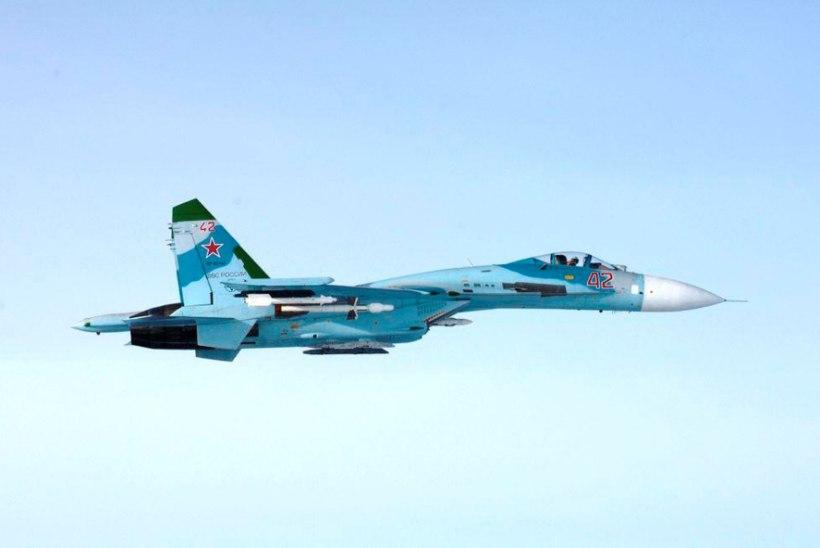 Soome meedia: õhupiiri rikkumised võisid olla seoses Venemaa õhusõja õppustega