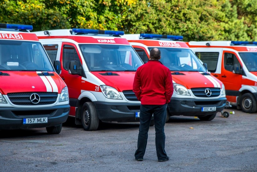 """""""Tänu kiirabi kiirele reageerimisele olen ma täna siin ja elus!"""""""
