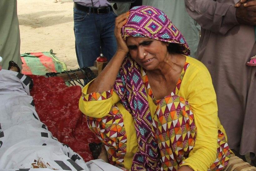 Pakistanis karmistati aumõrvadega seotud karistusi