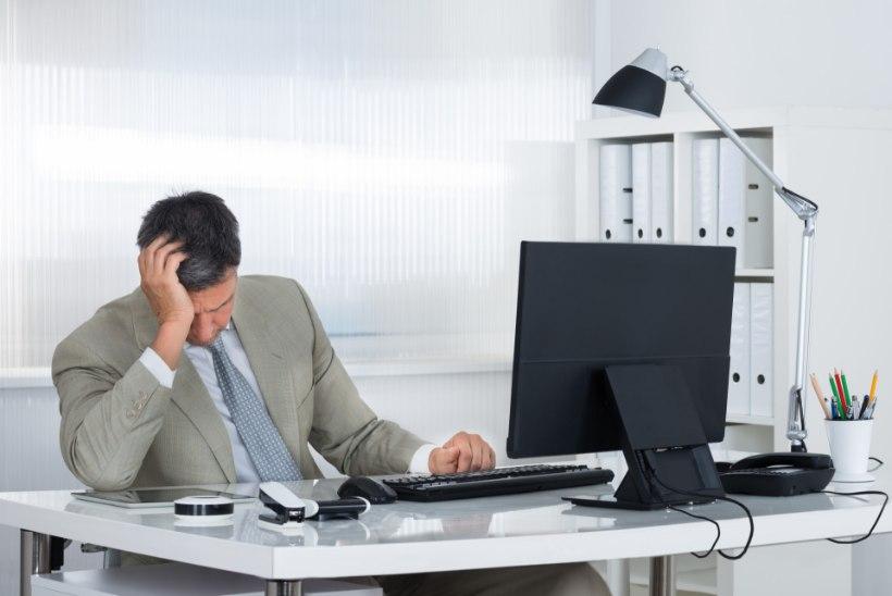 Mida teha, kui tööstress hakkab tervisele?