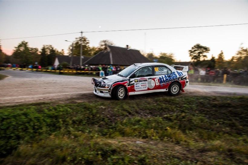 Siim Plangi täitis Saaremaa ralli võiduga ammuse unistuse