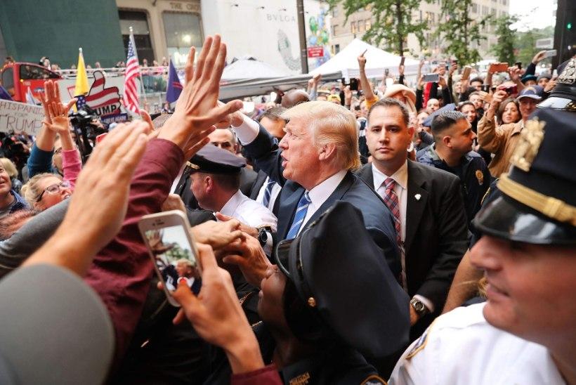 Donald Trumpi suur suu maksab talle julmalt kätte