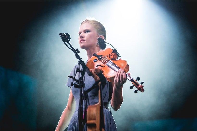 Folkmuusik Maarja Nuut annab kontserte Euroopas, Kanadas ja USAs