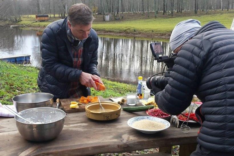 Telekokk Tareq Taylor: mind üllatab Eesti kokakunsti kõrge tase!