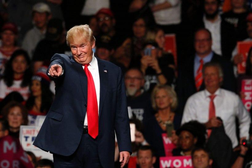 Demokraadid: Trump on Venemaa mõjuagent!