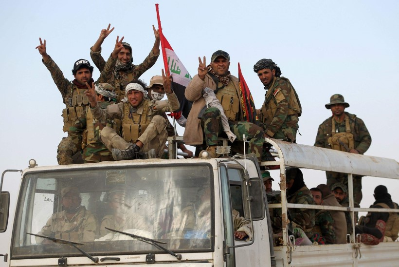 Iraak vallutas Mosuli telejaama