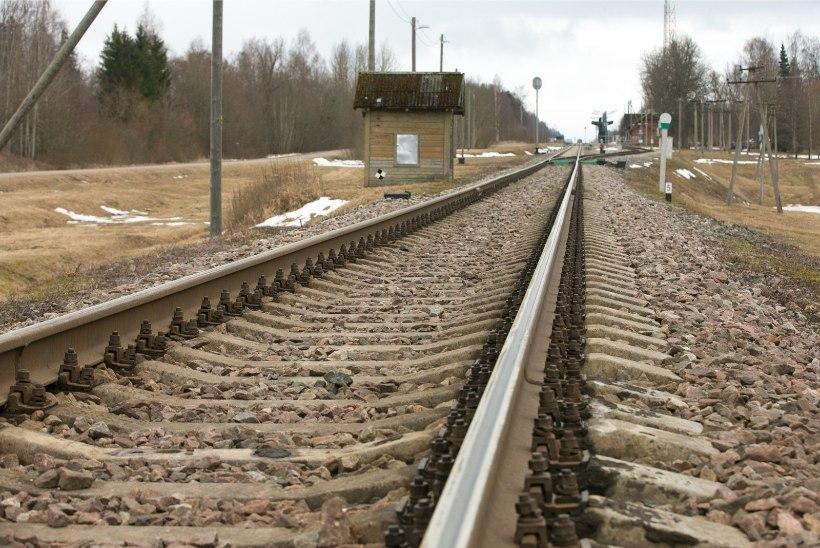 Tartu soovib kiiret raudteeühendust Tallinna ja Riiaga