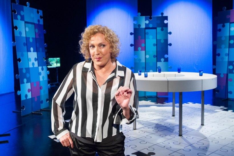 """Maire Aunaste lõpetas """"Evelini"""" vaatamise esimese saate järel: tegin televaatajana sellise valiku"""