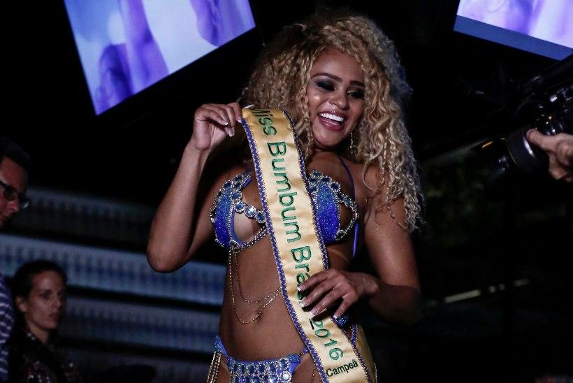 Brasiilia sai esimest korda tõmmu pepumissi
