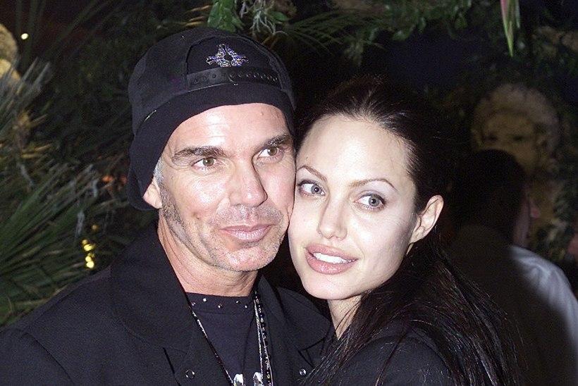 Jolie eksmees tundis end tema kõrval alati halvasti