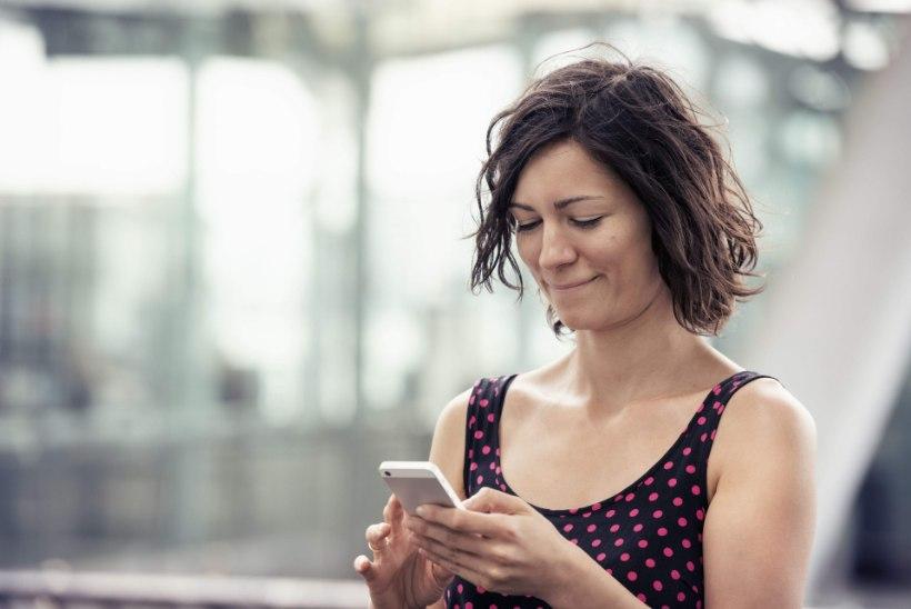 Trend: telefonist on saanud hinnatud reisikaaslane