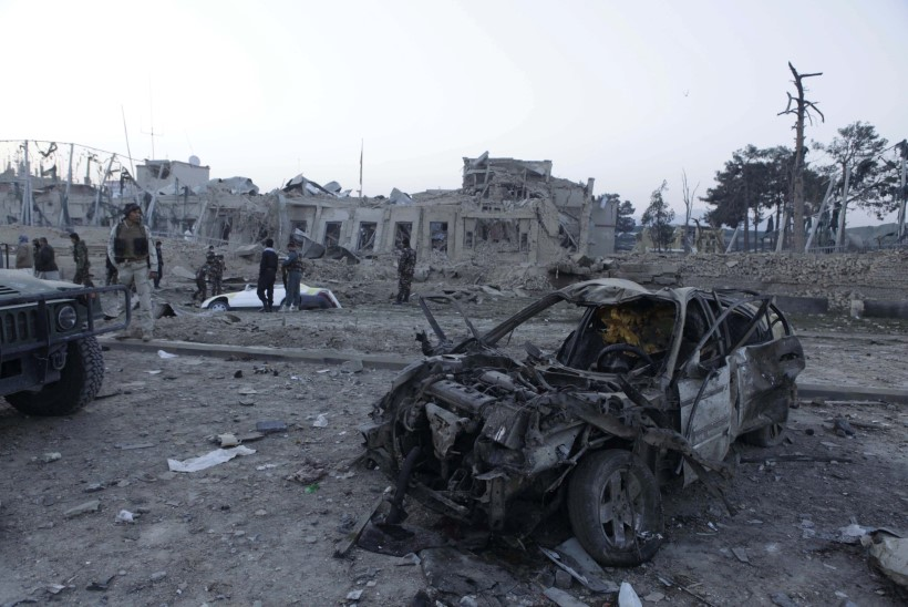 Taliban ründas Saksa konsulaati