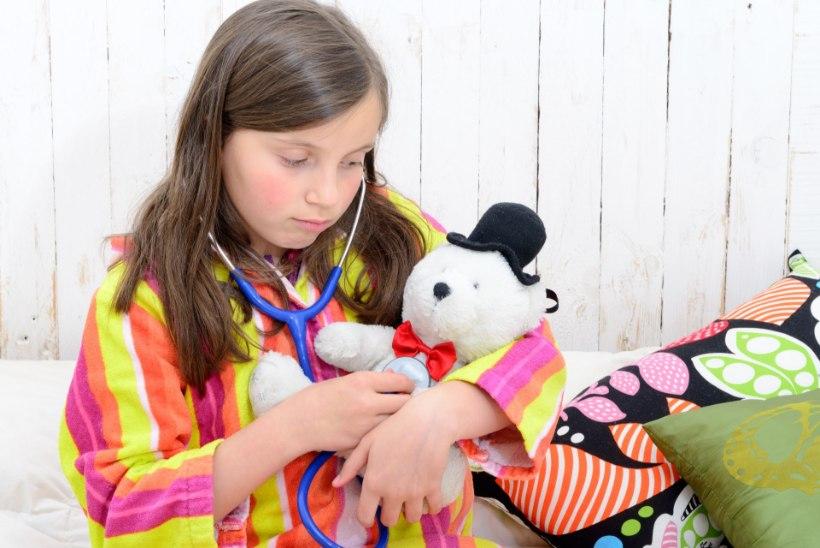 Riigikontroll: Eesti laste terviseprobleemid jäävad sageli õigeaegselt märkamata
