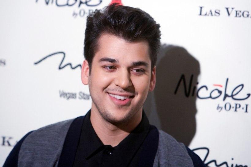 Kardashianide vend Rob sai isaks